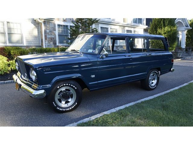 1964 Jeep Wagoneer | 898574