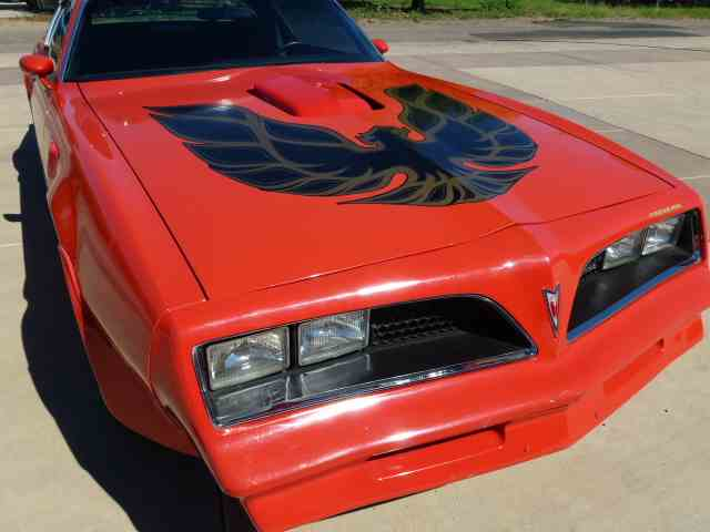 1977 Pontiac Firebird Trans Am | 898579