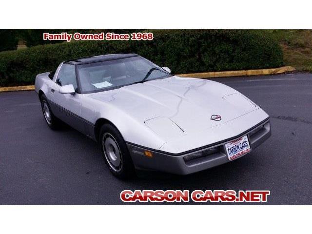 1985 Chevrolet Corvette | 898588