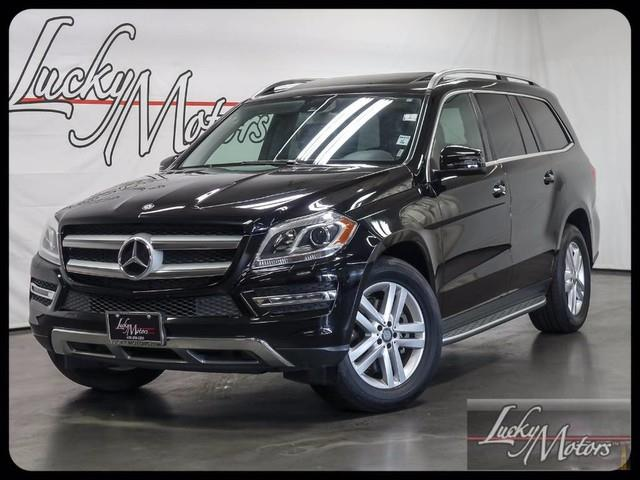2015 Mercedes-Benz GL450 | 898592
