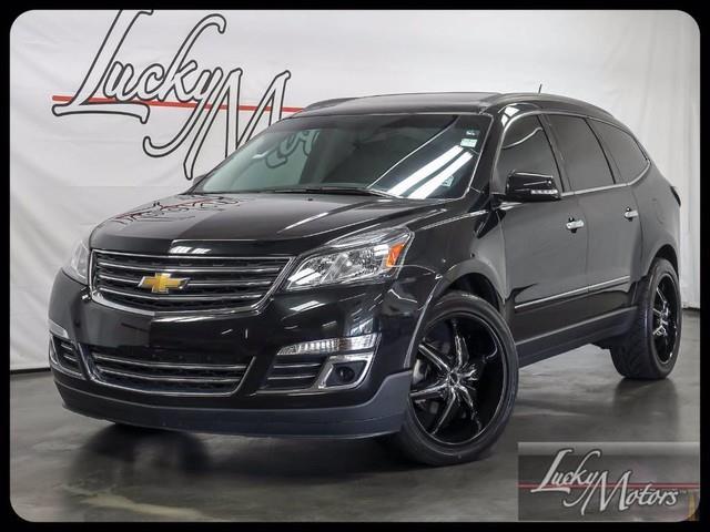 2013 Chevrolet Traverse | 898596