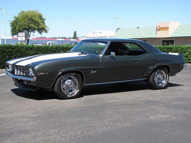 1969 Chevrolet Camaro | 890860