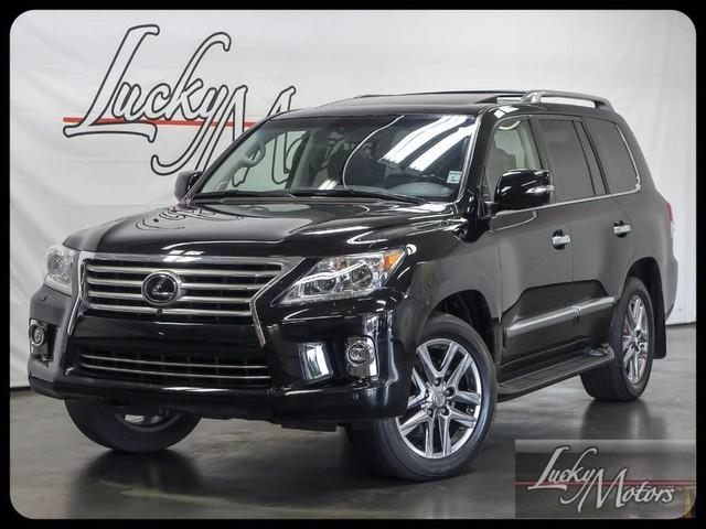 2015 Lexus LX 570 4WD 1 Owner Clean Carfax | 898616