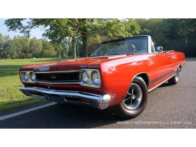 1968 Plymouth GTX | 898619