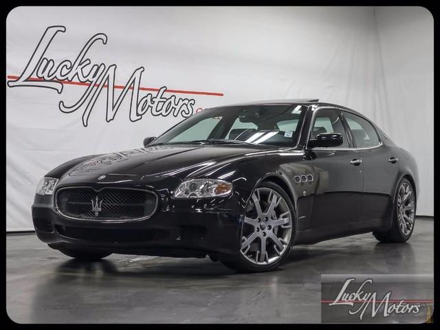 2008 Maserati Quattroporte | 898620