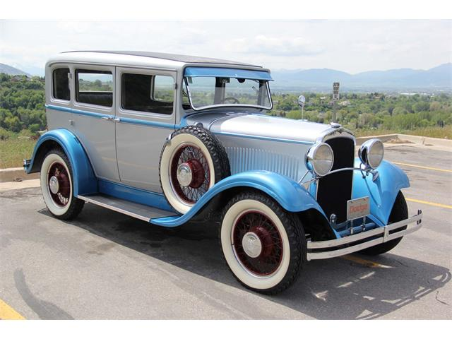 Classic dodge sedan for sale on 18 available for 1929 dodge 4 door sedan