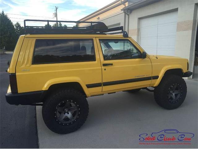 2001 Jeep Cherokee | 898632