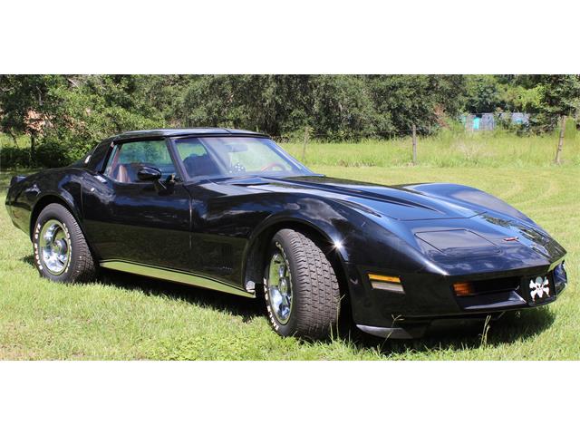 1981 Chevrolet Corvette | 898634