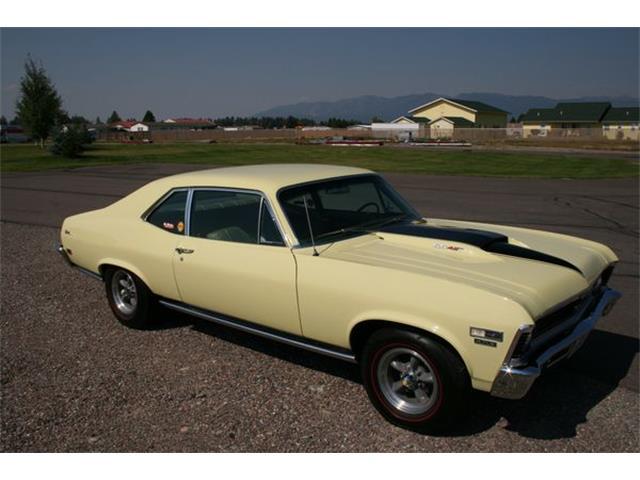 1968 Chevrolet Nova | 898639