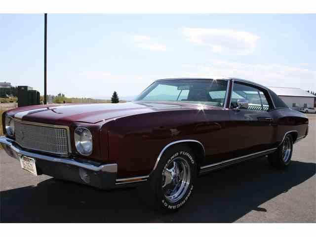 1970 Chevrolet Monte Carlo | 898642