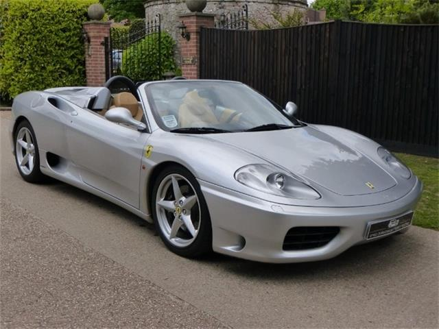 2003 Ferrari 360 | 898644