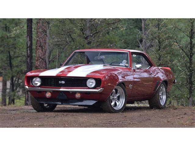 1969 Chevrolet Camaro | 898654