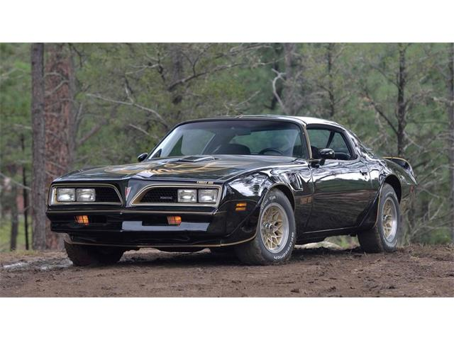 1977 Pontiac Firebird Trans Am | 898673