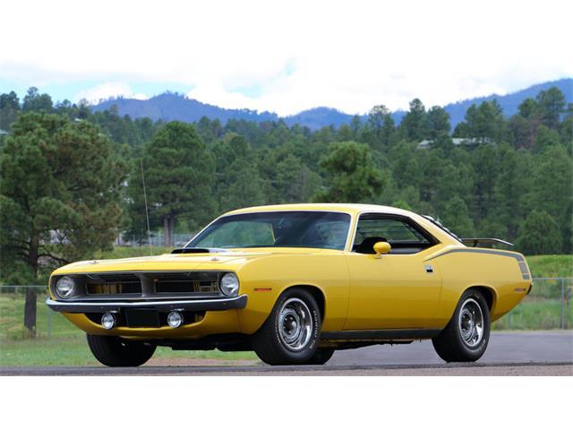 1970 Plymouth Cuda | 898677