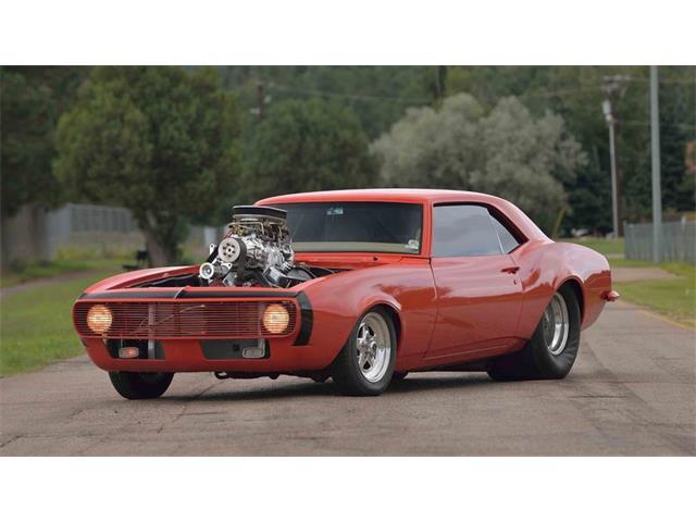 1968 Chevrolet Camaro | 898679
