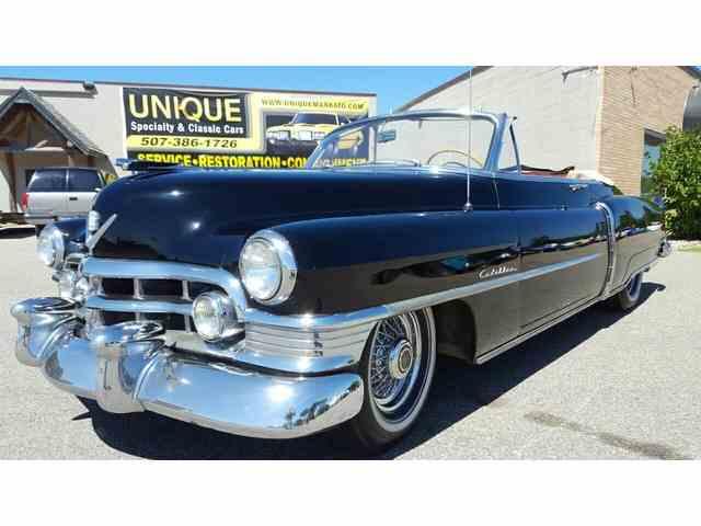 1950 Cadillac Series 62 | 890868