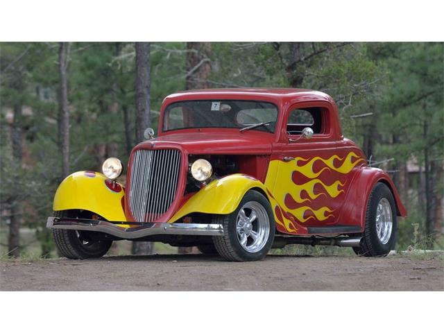 1934 Ford 3-Window Coupe | 898682