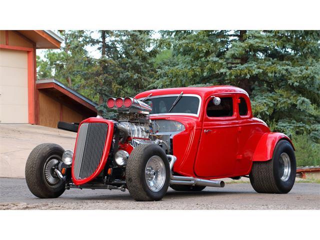 1934 Ford Window 5-Window Hi-Boy | 898683