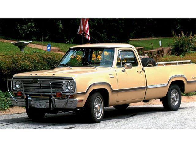 1973 Dodge D100 | 898684
