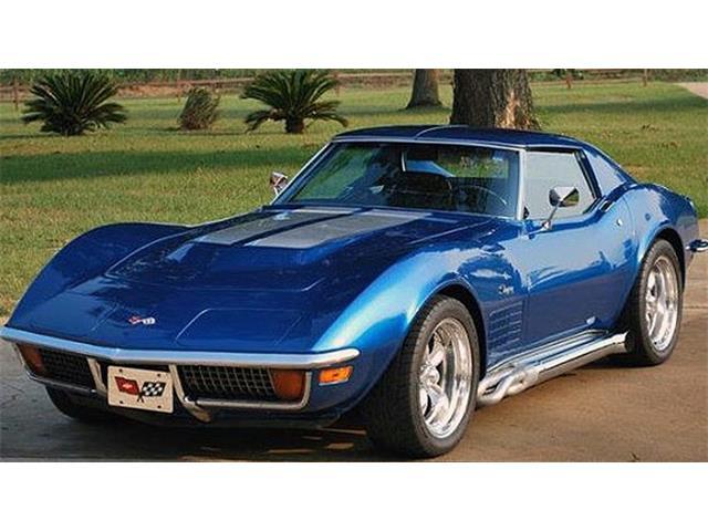 1972 Chevrolet Corvette | 898689