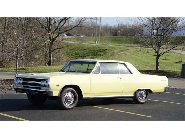 1965 Chevrolet Malibu SS | 898721