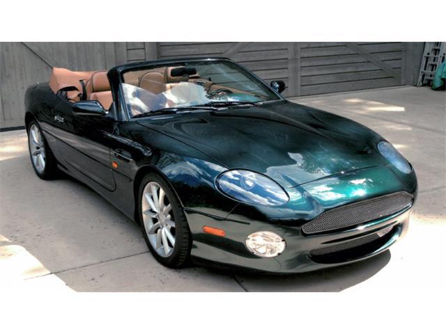 2002 Aston Martin DB7 | 898729