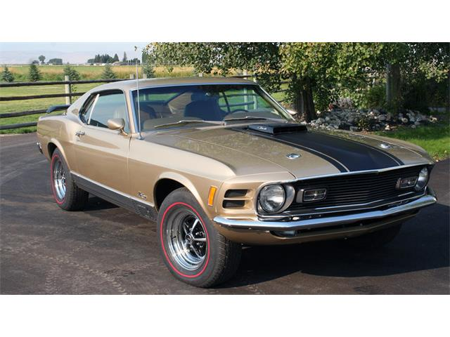 1970 Ford Mustang Mach 1 | 898735