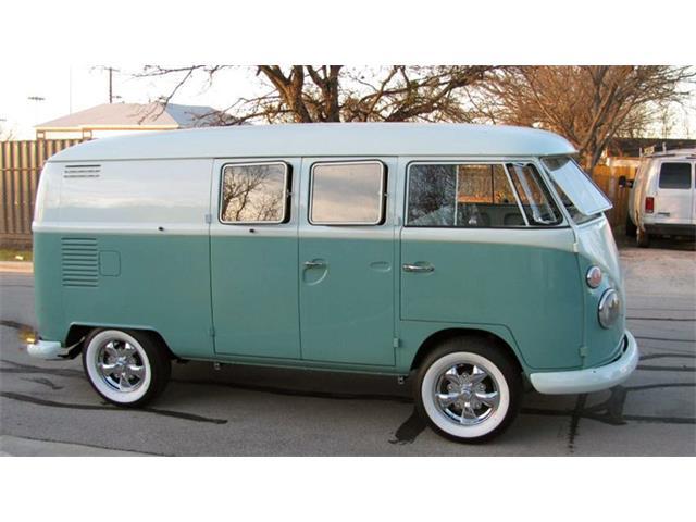 1967 Volkswagen Type 2 Bus | 898736