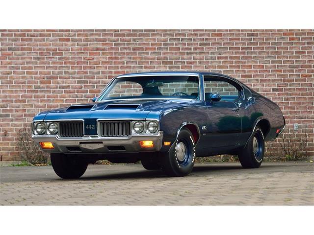 1970 Oldsmobile 442 | 898743
