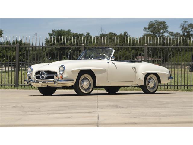 1959 Mercedes-Benz 190SL | 898751