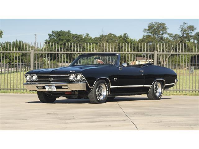 1969 Chevrolet Chevelle | 898757