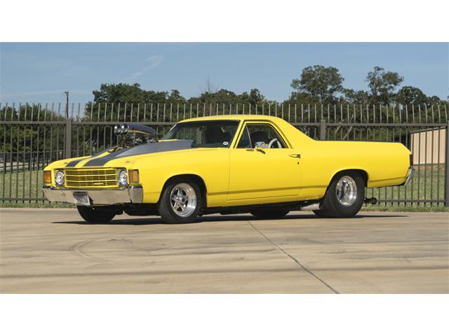 1972 Chevrolet El Camino | 898758