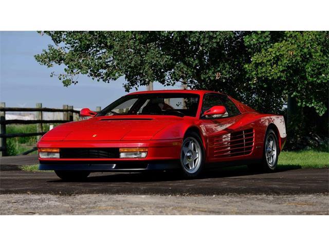 1987 Ferrari Testarossa | 898763