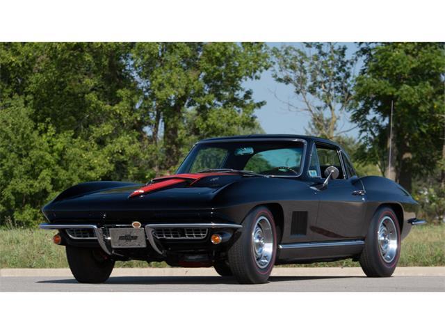 1967 Chevrolet Corvette   898765