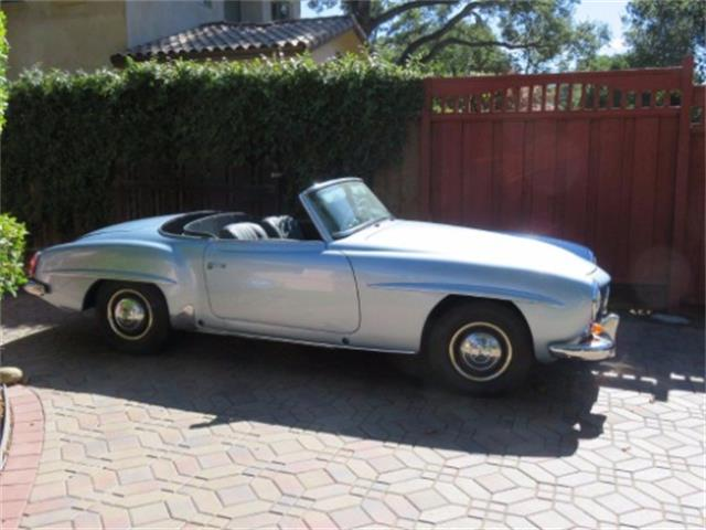 1956 Mercedes-Benz 190SL | 890877