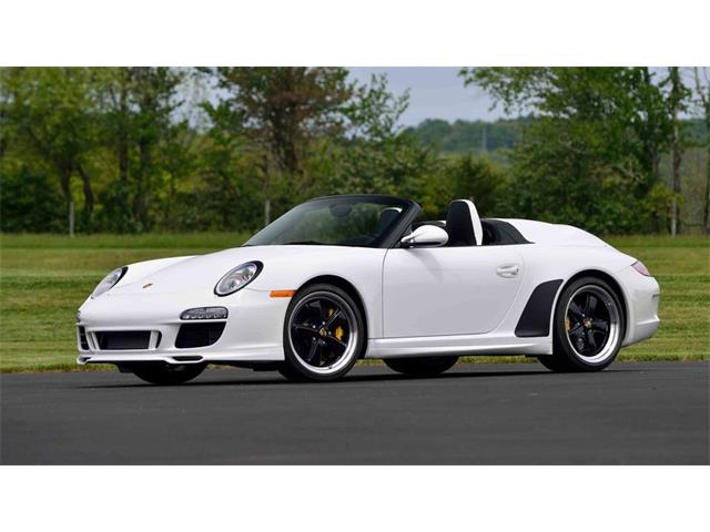 2011 Porsche 911 | 898775