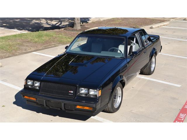 1987 Buick GNX | 898782