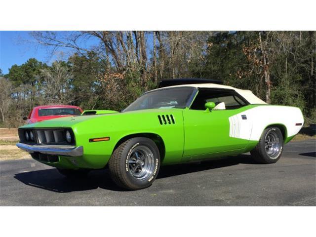 1971 Plymouth Cuda | 898787