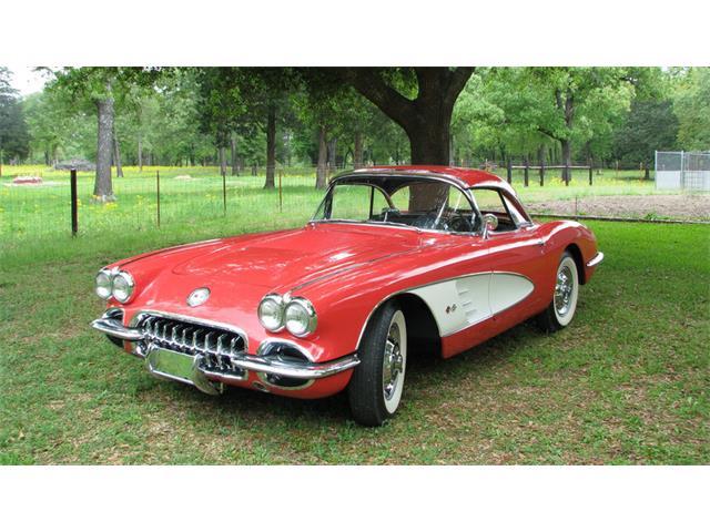1958 Chevrolet Corvette | 898792