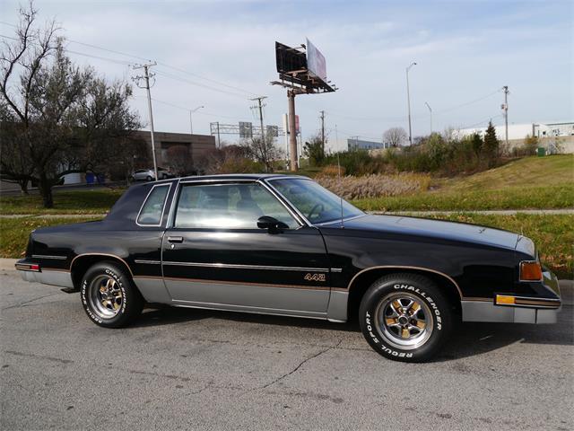 1987 Oldsmobile 442 | 898801