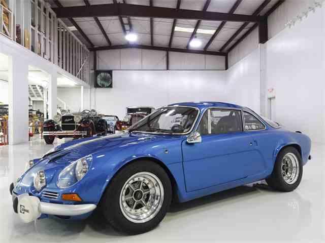 1969 Alpine-Renault A110 Dinalpin | 898808