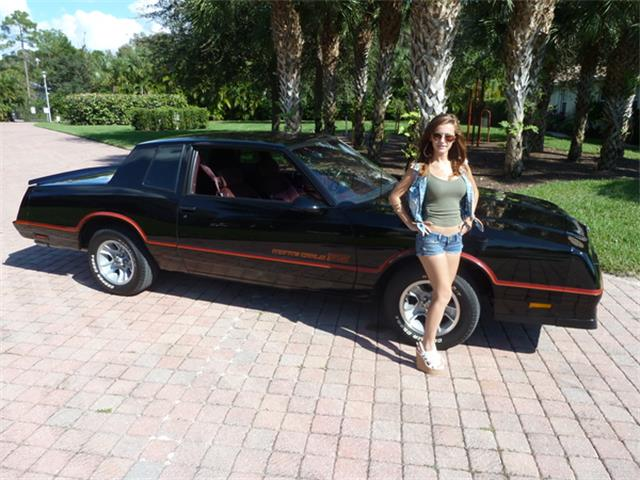 1986 Chevrolet Monte Carlo | 898809