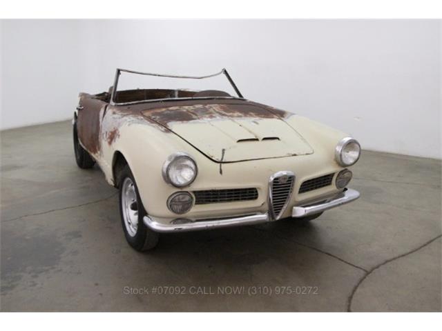 1958 Alfa Romeo 2000 | 890881