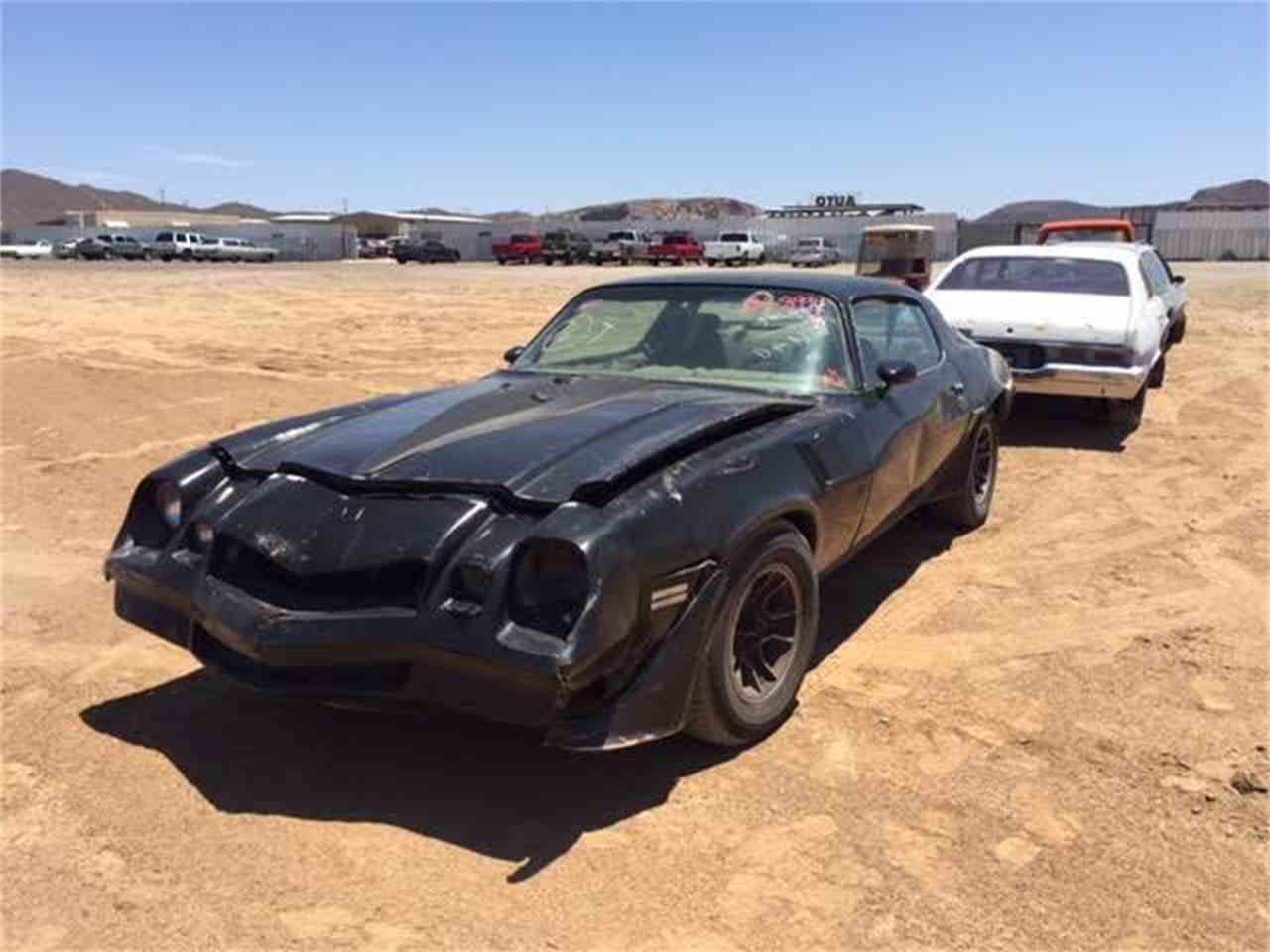 Large Picture of '81 Chevrolet Camaro IROC Z28 - $3,000.00 Offered by Desert Valley Auto Parts - J9J5