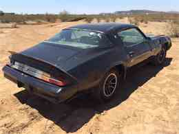 Picture of 1981 Chevrolet Camaro IROC Z28 located in Phoenix Arizona - $3,000.00 Offered by Desert Valley Auto Parts - J9J5