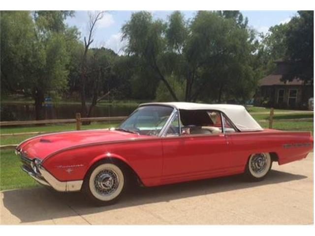 1962 Ford Thunderbird | 898819