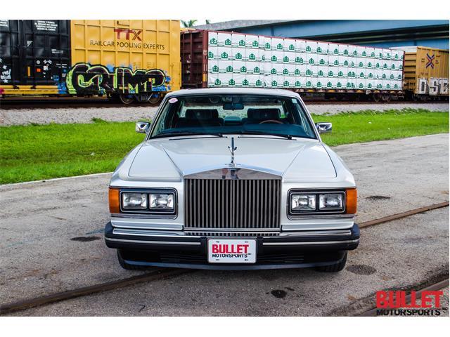 1988 Rolls-Royce Silver Spirit | 898825