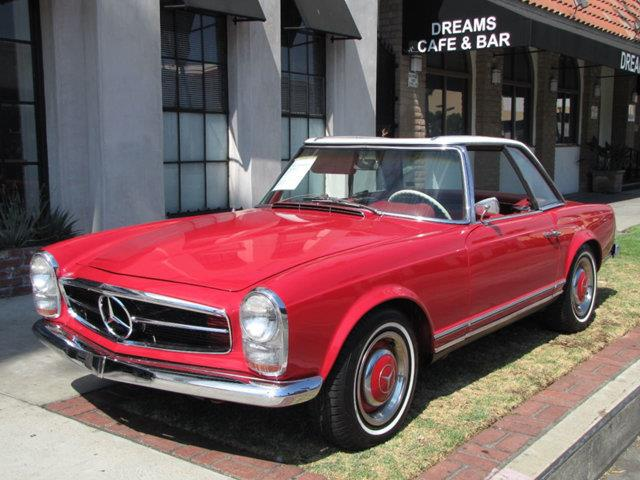1967 Mercedes-Benz 230SL | 898833