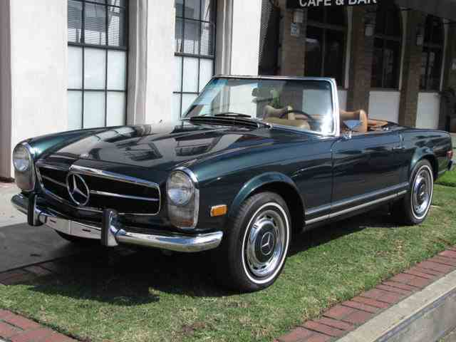 1969 Mercedes-Benz 280SL | 898835