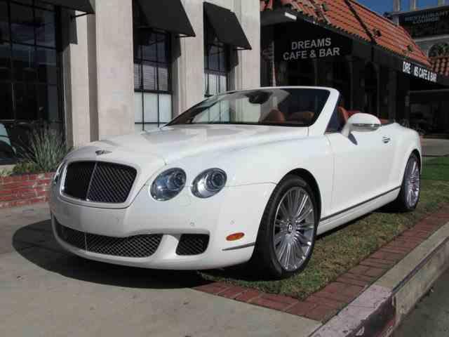 2011 Bentley Continental GTC | 898837
